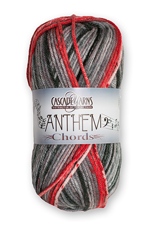 Cascade Yarns 174 Anthem Chords Yarn
