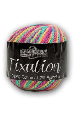 Cascade Yarns Fixation Solids And Spray Dyed Patterns
