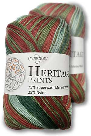 Cascade Yarns® - Heritage Prints yarn