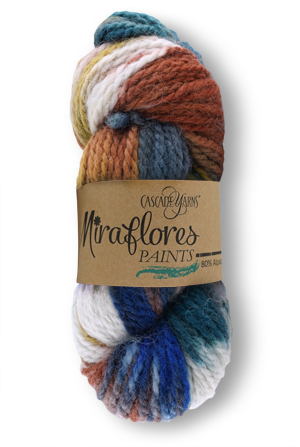 Cascade Yarns® | Miraflores Paints yarn
