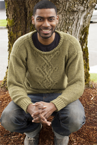 Cascade Yarns Knitted Sweater Patterns For Men