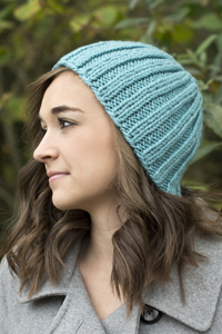 Cascade Yarns | Free Pacific Chunky Pattern C294 Basic Chunky Ribbed Hat