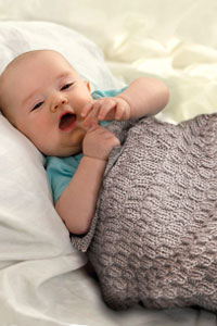 Cascade Yarns | Free Pacific Chunky Wave Pattern C297 Milestones Blanket