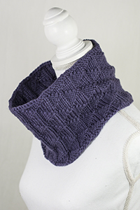 Cascade Yarns | Free Pacific Chunky Pattern C330 Pendant Cowl