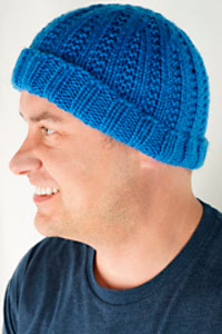 Cascade Yarns | Free Pacific Chunky Pattern C359 Truckee River Hat