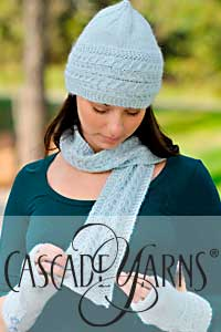 Knitted Hats Patterns Easy : Cascade Yarns  - Pure Alpaca Patterns