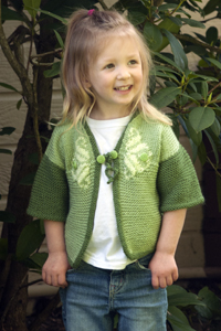 Cascade Yarns® - Knitted Sweaters, Dresses and Tops for Kids