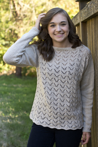 c313309c4f35e Graceful Cable Cardigan DK379 FREE Download. Roslyn Interlude DK372
