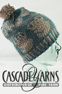 Cascade Yarns 220 Superwash® Sport Free Pattern DK640 Meg Plaid Mitts/Mittens