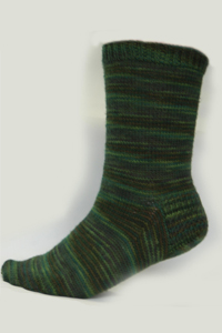 Cascade Yarns Heritage Paints Free Pattern FW01 Anna's Basic Sock
