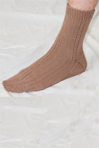 Cascade Yarns Heritage Free Pattern FW122 Men's Socks