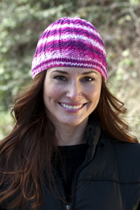Cascade Yarns Fixation Pattern FW153 Cabled Chemo Cap