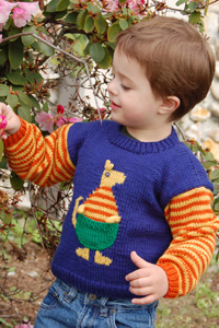 4b8bcd6637a5 Cascade Yarns® - Knitted Sweater Patterns For Kids