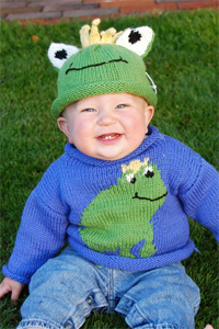 Kid'S Knit Sweater Pattern 36