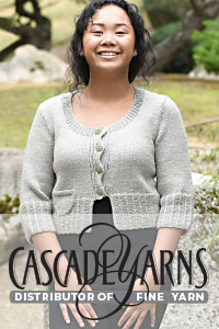 2372193c62ae67 Cascade 220® Cardigan Heathers W228 FREE Download