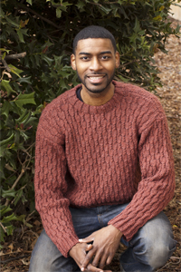 Knitted Hats Patterns Easy : Cascade Yarns  - Knitted Sweater Patterns For Men