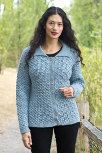 Cascade Yarns 174 Knitted Cardigan Patterns