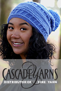 Cascade Yarns free Andean Dream pattern W793 Textured Crochet Hat
